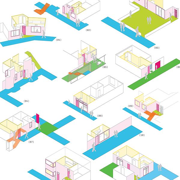 Oliver HECKMANN_thumbnail_RESEARCH_Urban Residential high-rise_Case Studies Circulation