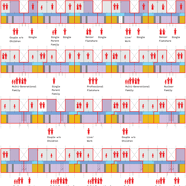 Oliver HECKMANN_thumbnail_RESEARCH_Urban Residential high-rise_Design Study Unit Ribbon